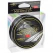 Шнур плетеный Mikado NIHONTO OCTA BRAID 0,28 black (150 м) - 27.40 кг.