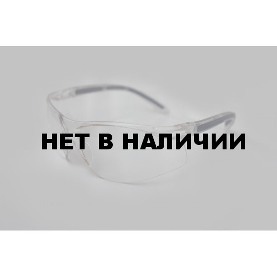 Очки защитные DEAD LINE с прозрачной линзой (Combatshop)