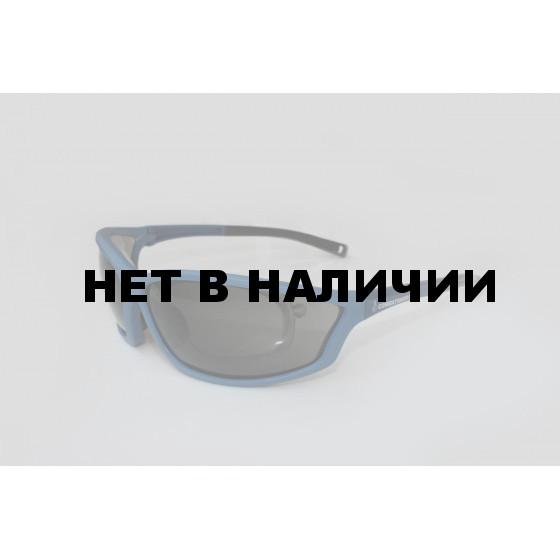 Очки защитные MASTER ONE с дымчатой линзой (Combatshop)