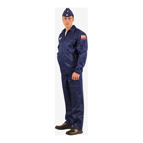 1168/1169 костюм летний для авиатехника Твил