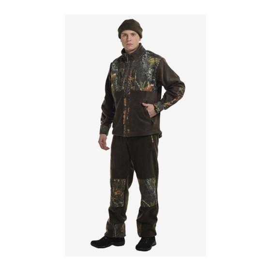 4211 куртка мужская флис