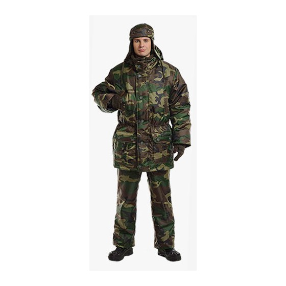 Куртка зимняя для рыбака п/а 5264, производитель ОКРУГ Купить - Интернет-магазин форменной одежды forma-odezhda.ru