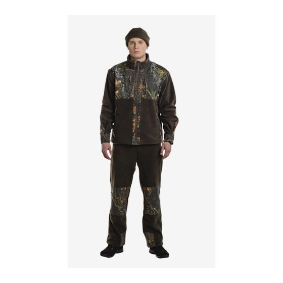 4212 брюки мужские флис