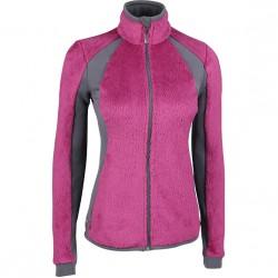 Куртка женская Bloom Polartec High-Loft violet/grey