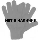 Перчатки вязаные п/ш черного цвета