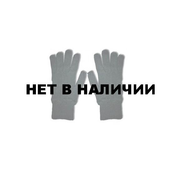 Перчатки черные п/ш