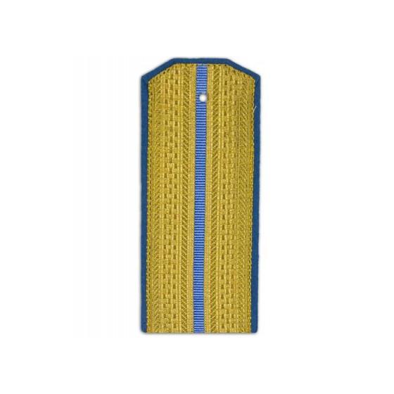 Погоны ВКС-ВВС-ВДВ Младшего офицерского состава парадные