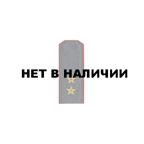 Погоны Генерал-лейтенанта МВД с/о повседневные (пара)