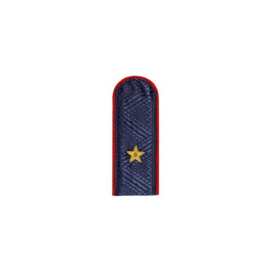 Погоны Генерал-майора Полиции повседневные (пара)