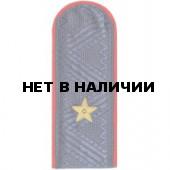Погоны Полиция генерал-майор с хлястиком повседневные