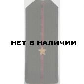 Погоны ВВ Младший лейтенант вышитые латунь