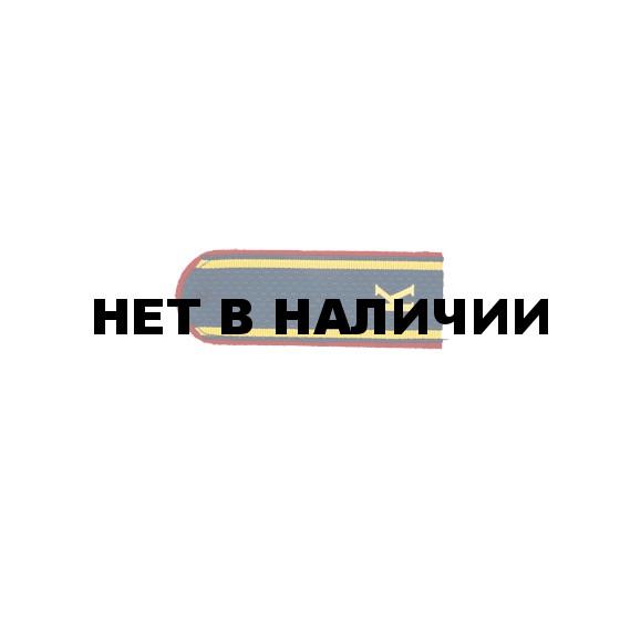 Погоны УИС Курсант с буквой К