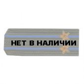Погоны ВДВ Подполковник вышитые латунь