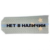 Погоны ВДВ Старший лейтенант вышитые латунь