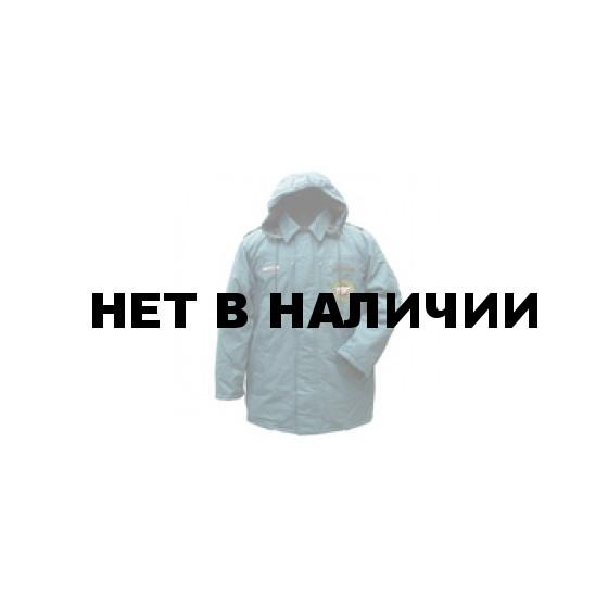 Костюм зимний Спасателя МЧС с воротником из искусственный меха