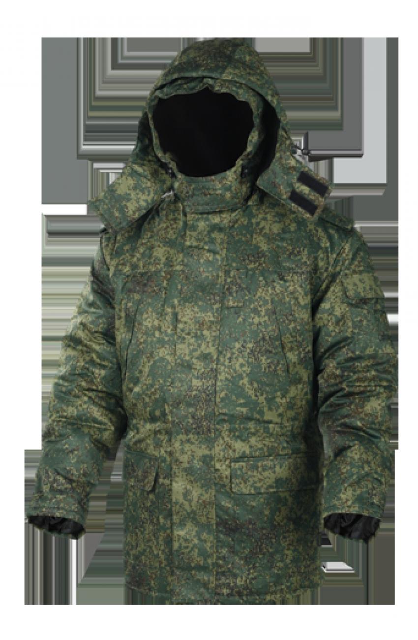 50b79557b8a Куртка зимняя МО удлиненная уставная (бушлат)