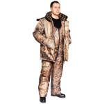 Костюм для зимней охоты и рыбалки PRIVAL *Лесник*