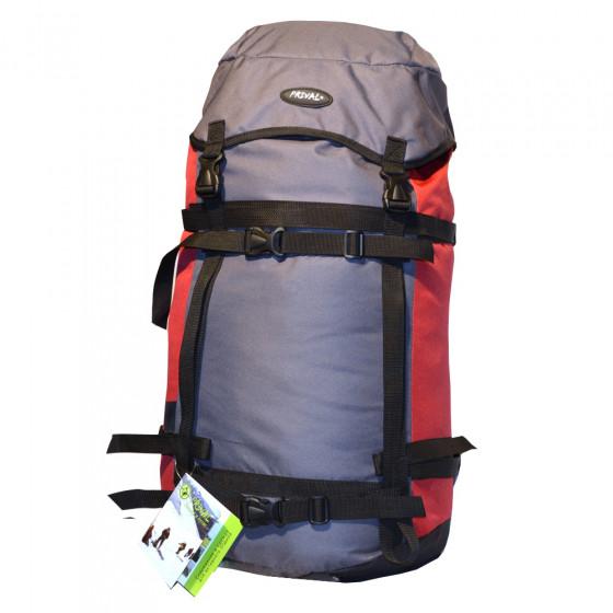 Рюкзак PRIVAL Маршрутный 65 Красный