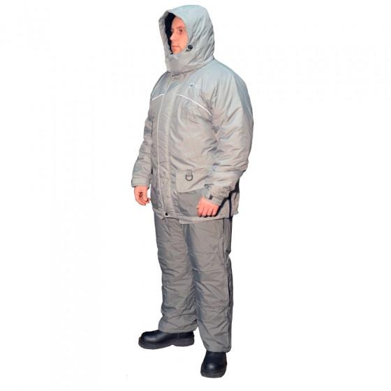 Многофункциональный костюм свободного покроя из высококачественного на пату, отлично