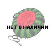 Санки-ватрушка тюбинг Митек Арбуз 110 см