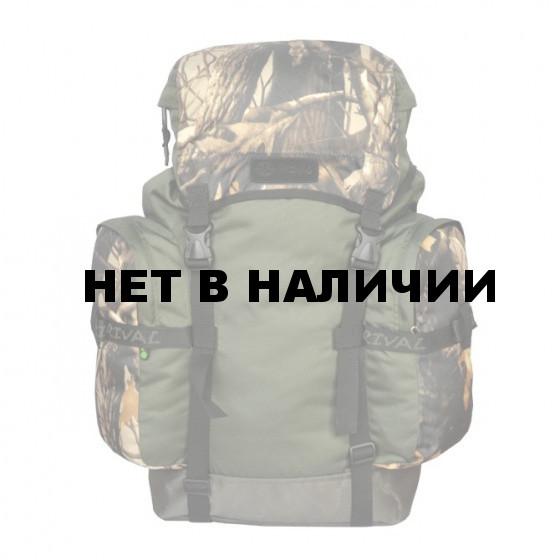 Рюкзак Кузьмич 45л. цвет хаки камуфляж