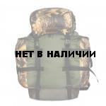 Рюкзак Кузьмич 55л. цвет хаки камуфляж