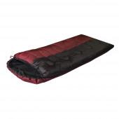 Camp bag + спальный мешок цвет бордо