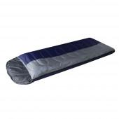 Camp bag + спальный мешок цвет синий
