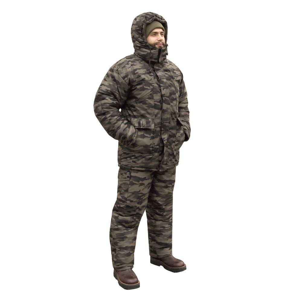 Костюм для зимней охоты и рыбалки Байкал-3 Нато 99ba3bc8075c8