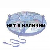 Тюбинг Санки-Ватрушка Зверята 75 см