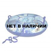 Тюбинг Санки-Ватрушка Тройка 75 см