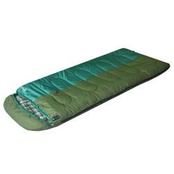 Спальный мешок Привал молния слева