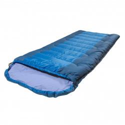 Спальный мешок Camp bag плюс синий/василек