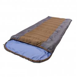 Спальный мешок Camp bag плюс серый/коричневый