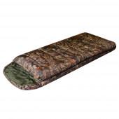 Спальный мешок Степной XL, камуфляж молния справа