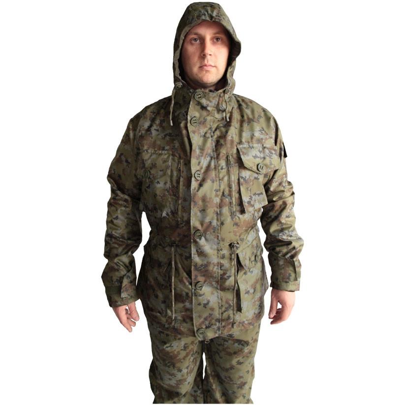 Многофункциональный костюм свободного покроя из высококачественного регулировкой объема низа рукава на