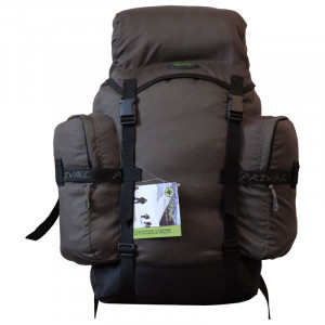 Рюкзак PRIVAL Кузьмич 45 зелёный