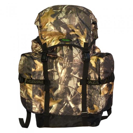 Рюкзак PRIVAL Кузьмич 45, камуфляж