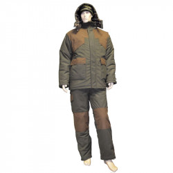 Костюм для зимней охоты и рыбалки PRIVAL *Байкал-4*