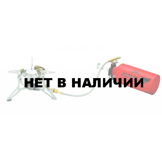 Горелка мультитопливная (газ-бензин) KB-N0810