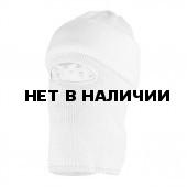 Маска-шапка белая