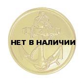 Пуговица ВМФ диам. 14мм повседневная металл