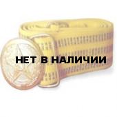 Ремень парадный офицерский желтый шелковый (пряжка со звездой)