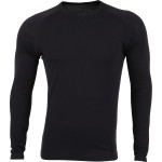 Термобелье футболка L/S Comfort мод. 2 Merino wool черная