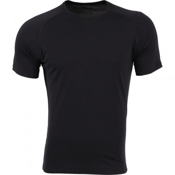 Термобелье футболка Comfort мод. 2 Merino wool черная
