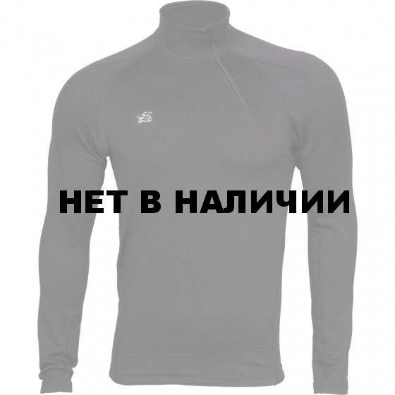 Термобелье футболка L/S Active Polartec Thermal Grid серый/оранжевый