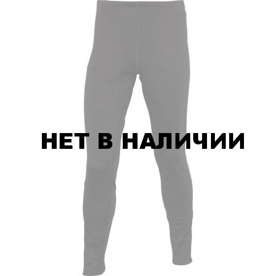 Термобелье брюки Active Polartec Thermal Grid серый/оранжевый