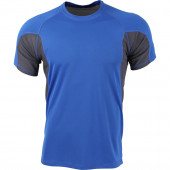 Термобелье футболка Quick Dry синяя