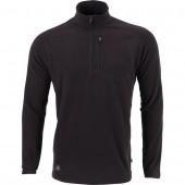 Пуловер Basis черный