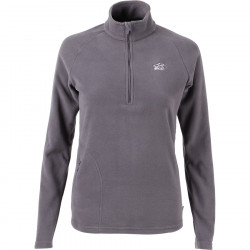 Пуловер женский Lissa серый